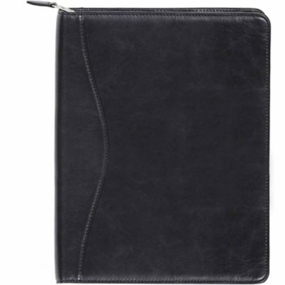 Buy Scully Leather Genuine Leather Zip Letter Pad; 5012Z-06-24-F Online