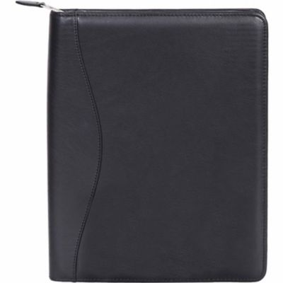Buy Scully Leather Genuine Leather Zip Letter Pad; 5012Z-11-24-F Online