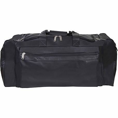 Scully Leather Large Leather Duffle Bag, 804-17-24-F