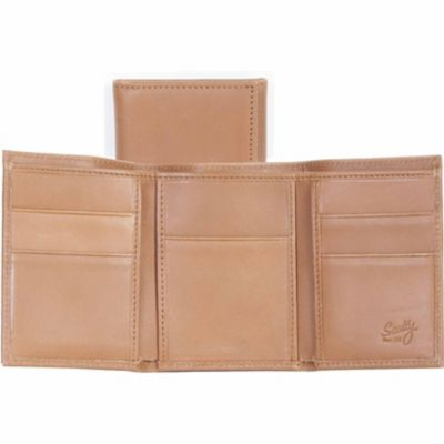 Buy Scully Leather Genuine Leather Three-Fold; RG10-45-174-F Online