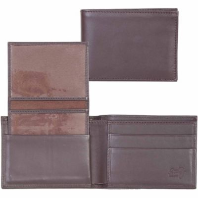 Buy Scully Leather Genuine Leather Pass Case Billfold; RG15R-45-173-F Online