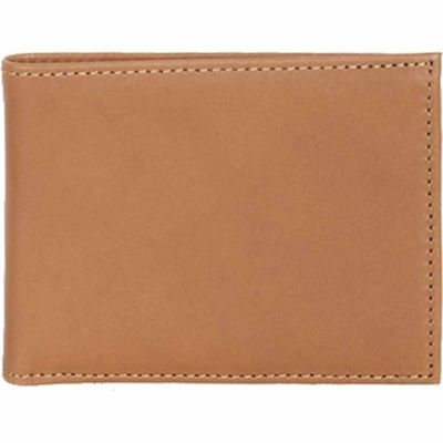 Buy Scully Leather Genuine Leather Billfold with ID Window; RG15W-45-174-F Online