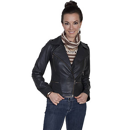 Scully Leather Lamb Jacket