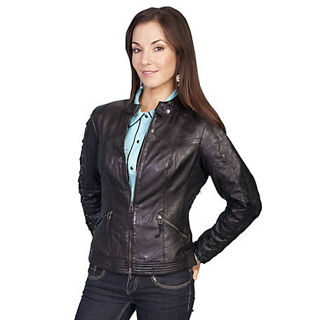Scully Leather Stunning Lamb Skin Jacket