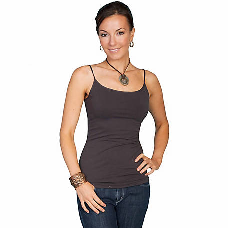 Honey Creek Women's Seamless Camisole, 5 Pack