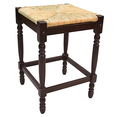 Carolina Chair & Table Thomasville Counter Stool, Espresso