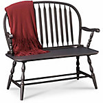 Carolina Chair & Table Classic Windsor Style Bench