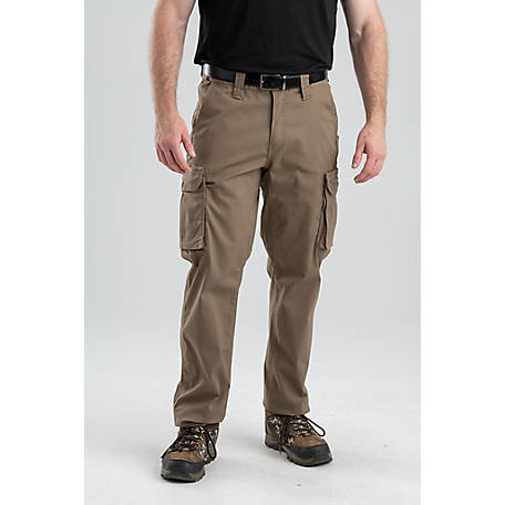 Berne Ripstop Cargo Pants with Concealed Weapon Pockets