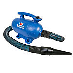 XPOWER B-4 Mobile Pro Variable Speed 2-in-1 Pet Grooming Force Dryer & Vacuum