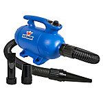 XPOWER B-24 Thermal Ace 3 HP Variable Speed Dog Grooming Force Pet Dryer with Heat