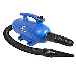 XPOWER B-25 Pro Force Plus Double Motor Dog Grooming Force Pet Dryer