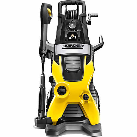 Karcher K5 Premium 2000 PSI 1.4 GPM Electric Pressure Power Washer, 1.603-361.0