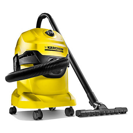 Karcher WD4 Wet/Dry Vacuum, 1.348-115.0