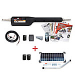 Mighty Mule RSCK360 Automatic Gate Opener Rancher Solar Combo Kit