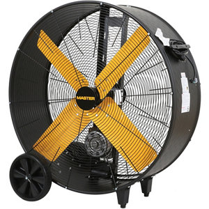 Master Mac 36 Bdf High Capacity Belt Drive Barrel Fan 36