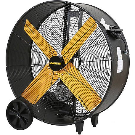 Master MAC-36-BDF High Capacity Belt-Drive Barrel Fan, 36 in  at Tractor  Supply Co