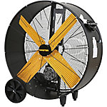 Master MAC-36-BDF High Capacity Belt-Drive Barrel Fan, 36 in.