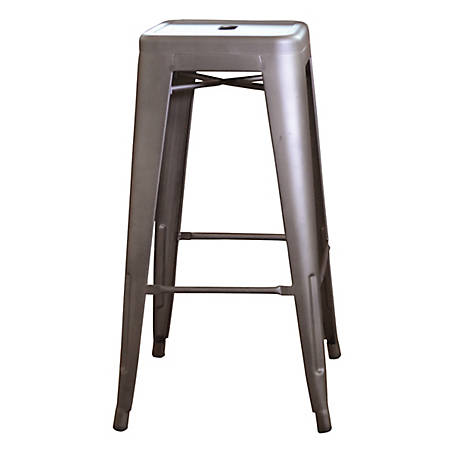 AmeriHome Metal Bar Stool