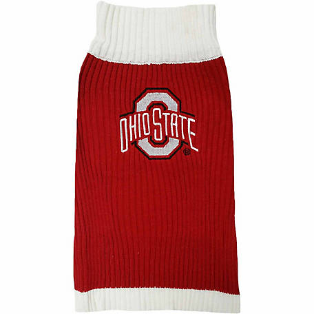 Pets First Co Ohio State Buckeyes Pet Sweater