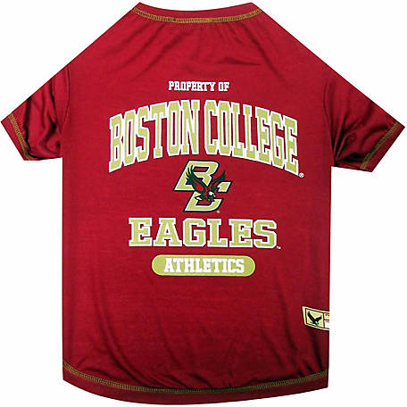 Pets First Co Boston College Eagles Pet Tee Shirt