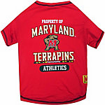 Pets First Co Maryland Terrapins Pet Tee Shirt