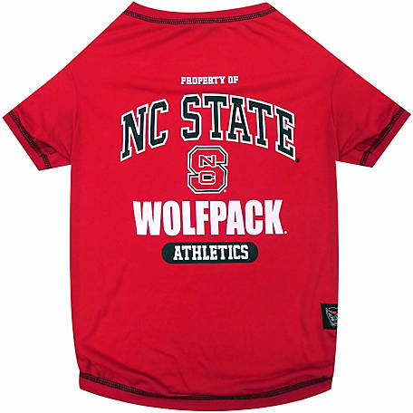 Pets First Co NC State Wolfpack Pet Tee Shirt