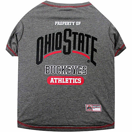 Pets First Co Ohio State Buckeyes Pet Tee Shirt