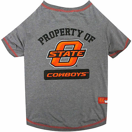 Pets First Co Oklahoma State University Cowboys Pet Tee Shirt