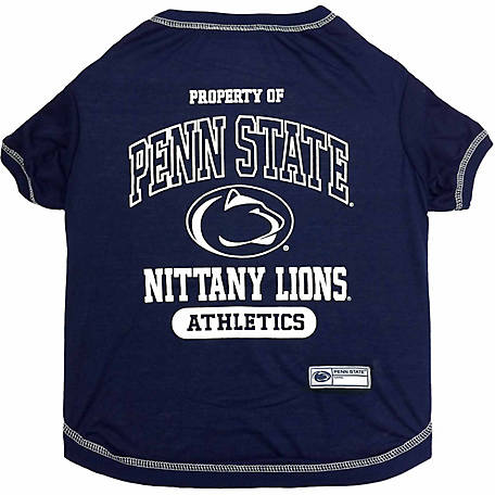 Pets First Co Penn State Nittany Lions Pet Tee Shirt