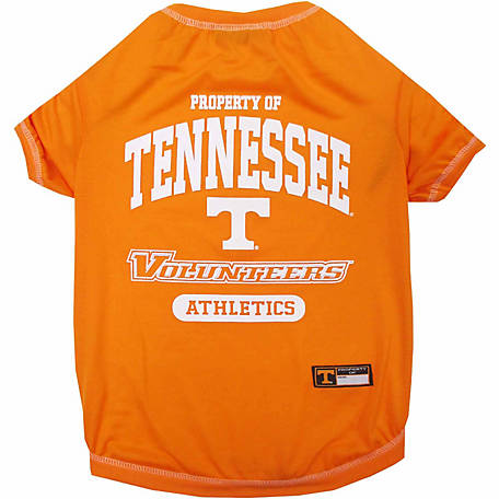 Pets First Co Tennessee Volunteers Pet Tee Shirt