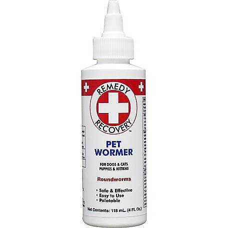 Remedy+Recovery Pet Wormer
