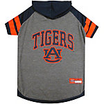 Pets First Co. Auburn Tigers Pet Hoody Tee Shirt