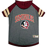 Pets First Co. Florida State Seminoles Pet Hoody Tee Shirt