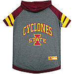 Pets First Co. Iowa State Cyclones Pet Hoody Tee Shirt