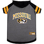 Pets First Co. Missouri Tigers Pet Hoody Tee Shirt