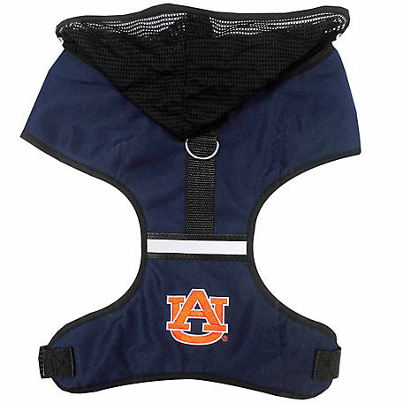 Pets First Co. Auburn Tigers Hooded Pet Harness