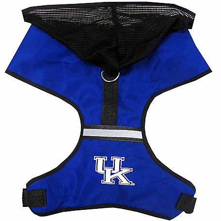 Pets First Co. Kentucky Wildcats Hooded Pet Harness