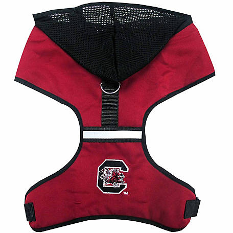 Pets First Co. South Carolina Gamecocks Hooded Pet Harness