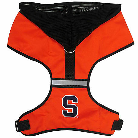 Pets First Co. Syracuse Orange Hooded Pet Harness