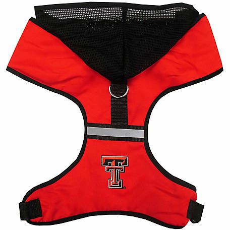 Pets First Co. Texas Tech Red Raiders Hooded Pet Harness