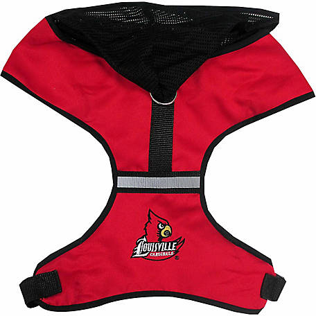 Pets First Co. Louisville Cardinals Hooded Pet Harness