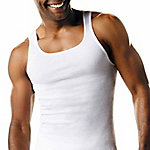 Hanes Men's Big Tall A-Shirt, Pack of 3