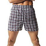 Hanes Men's Big Woven Boxer, Pack of 3