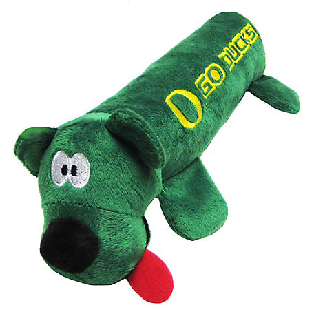 Pets First Co. Oregon Ducks Pet Tube Toy