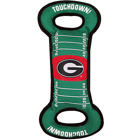 Pets First Co. Georgia Bulldogs Pet Field Toy