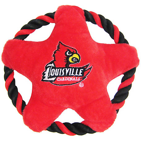 Pets First Co. Louisville Cardinals Pet Star Disk