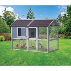 Shop Deluxe Farm House Chicken Coop at Tractor Supply Co.