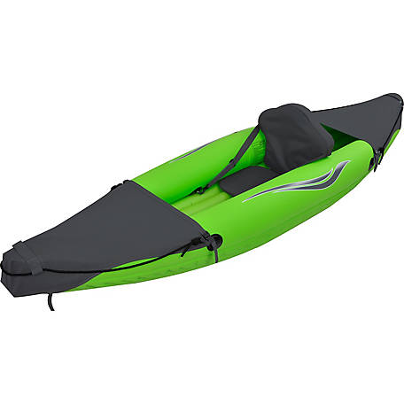 Outdoor Tuff 1-Person Inflatable Kayak