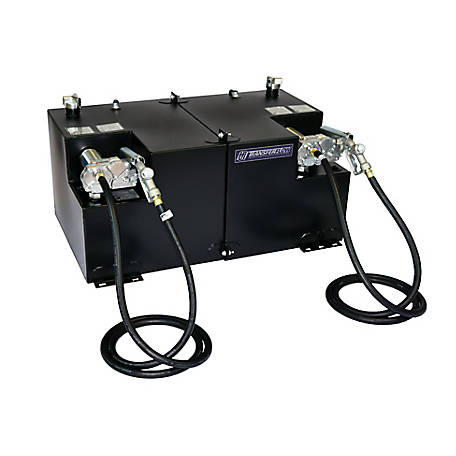 Transfer Flow Inc. 50/50 gal. Split Refueling Tank System, 800113244