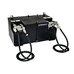Transfer Flow Inc. 50/50 Gallon Split Refueling Tank System, 800113244